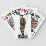 Señor Baden-Powell - fundador de exploración Cartas De Juego