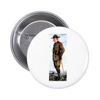 Señor Baden-Powell - fundador de exploración Pins