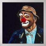 Senor Billy The Hobo Clown Impresiones
