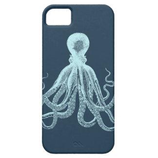 Señor Bodner Octopus Triptych iPhone 5 Carcasas