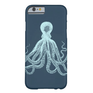 Señor Bodner Octopus Triptych Funda De iPhone 6 Barely There