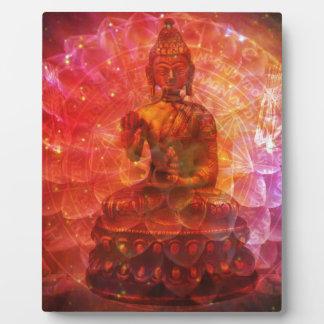Señor Buda Placa Para Mostrar