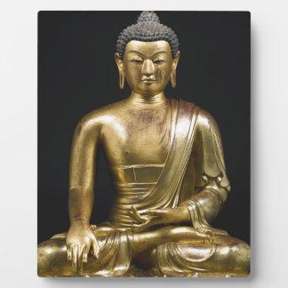 Señor Buda Placa