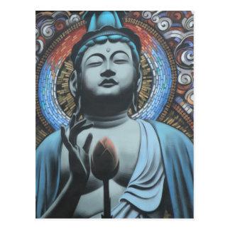 Señor Buda Tarjetas Postales