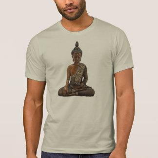 Señor Budha T-shirt Design, bendiciones de OM-BUDH