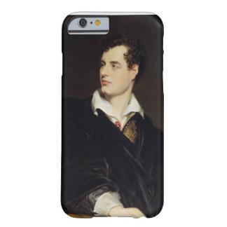 Señor Byron después de un retrato pintado por Funda De iPhone 6 Barely There