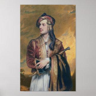 Señor Byron Poster
