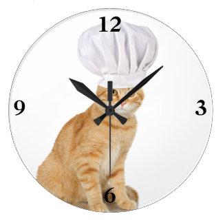 Señor Cat Chef To You Reloj