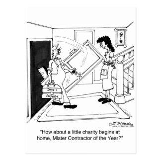 Señor Contractor del año en casa Postal