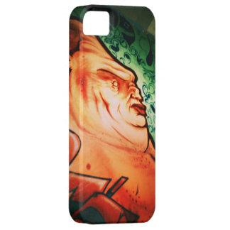 Señor de crimen de la pintada iPhone 5 carcasas