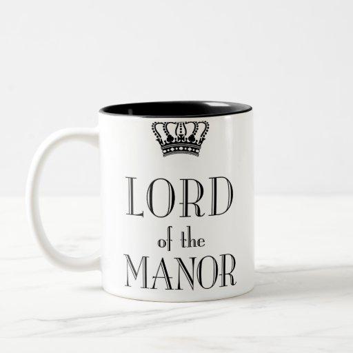 Señor de la taza del señorío