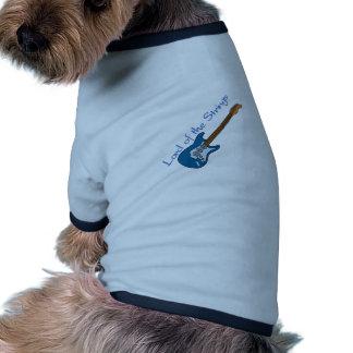 Señor de las secuencias camiseta con mangas para perro