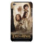 Señor de los anillos: El cartel de película de dos iPod Touch Case-Mate Funda
