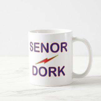 Senor Dork Mug Tazas