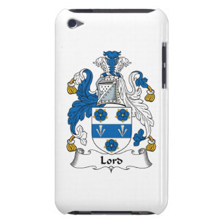 Señor Family Crest iPod Touch Case-Mate Protector