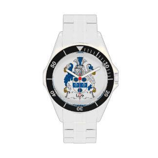 Señor Family Crest Relojes De Pulsera