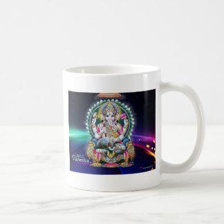 SEÑOR GANESH HINDU GOD TAZA DE CAFÉ