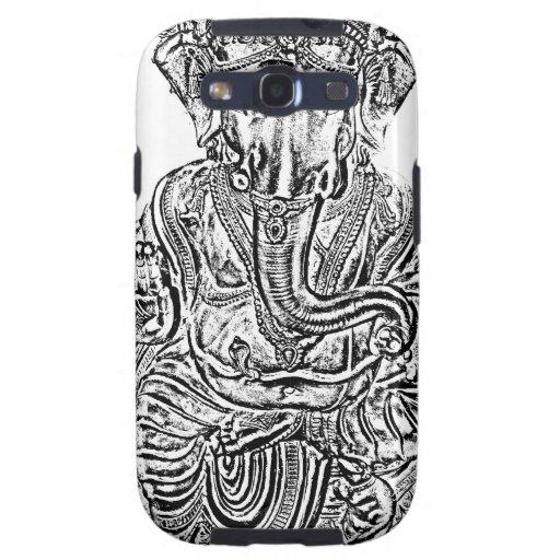 Señor Ganesh Samsung Galaxy SIII Funda