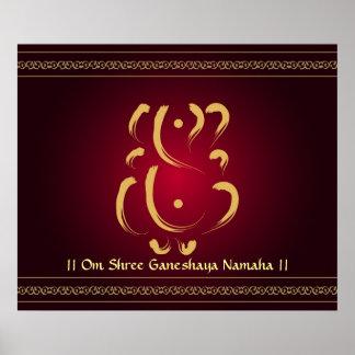 Señor Ganesha - poster