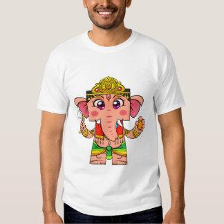 Señor Ganesha T-Shirt Playeras