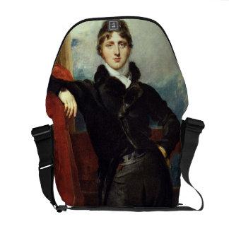 Señor Granville Leveson-Gower, más adelante 1r con Bolsas De Mensajeria