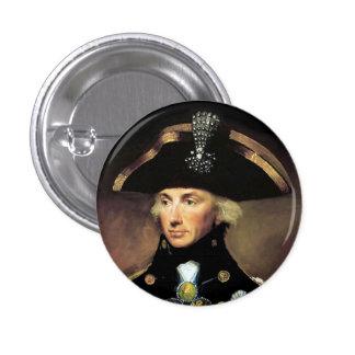 Señor Horatio Nelson Chapa Redonda 2,5 Cm