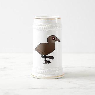 Señor Howe Woodhen Jarra De Cerveza