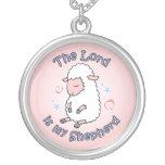 Señor Is My Shepherd Necklace Grimpola