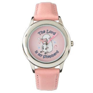 Señor Is My Shepherd Reloj De Mano
