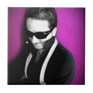 Señor Jason música Azulejo Cerámica