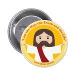 Señor Jesucristo Pin