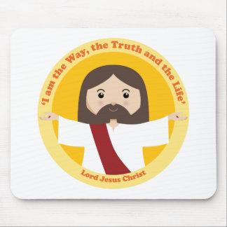 Señor Jesucristo Tapete De Ratones