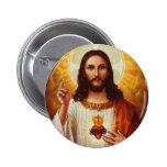 Señor Jesucristo y el corazón sagrado Pins