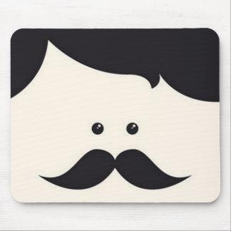 ¡Señor Moustache Tapete De Raton