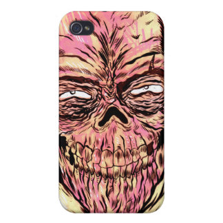 Señor Muerte iPhone 4 Covers