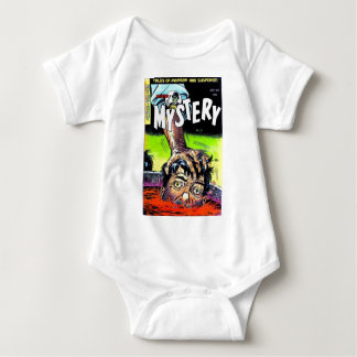 Señor Mystery Comics Tee Shirt