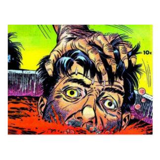 Señor Mystery Comics Postal