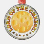 Señor Of The Cheese Ornamentos De Reyes