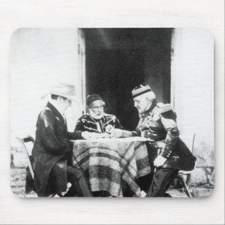 Señor Raglan, bajá y general Pelissier de Omar, Alfombrilla De Ratón