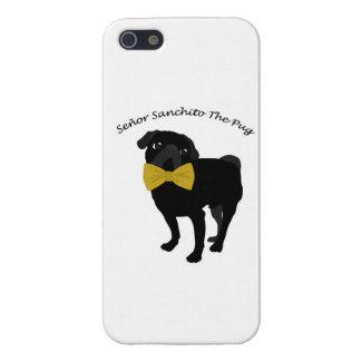 Senor Sanchito la caja del barro amasado IPHONE 5 iPhone 5 Protectores