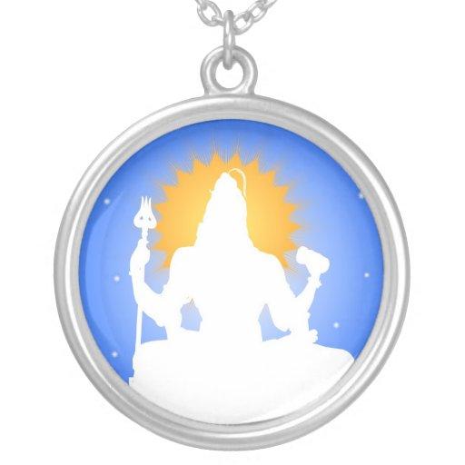 Señor Shiva - collar