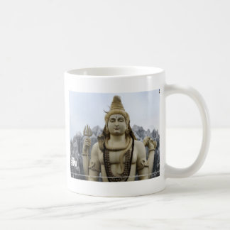 SEÑOR SHIVA HINDU GOD TAZA DE CAFÉ
