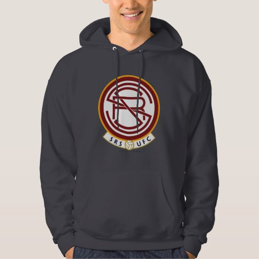 Señor Smith United Football Club Hooded Pullover