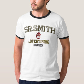 Señor Smith Varsity Shirt