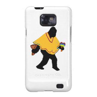 Senor Squatcho de Mayo Samsung Galaxy S2 Case