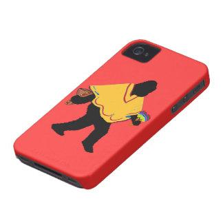 Senor Squatcho de Mayo iPhone 4 Case
