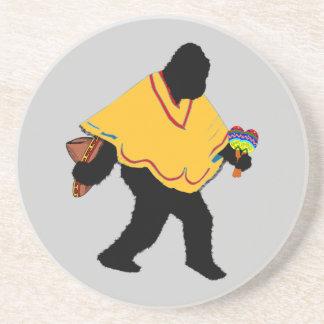 Senor Squatcho de Mayo Coaster