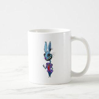 Señor torcido Rabbit Taza