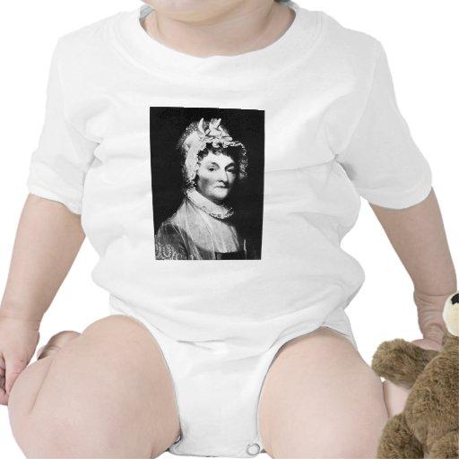 Señora 1797 - 1801 de Abigail Adams del ~ de Adams Trajes De Bebé