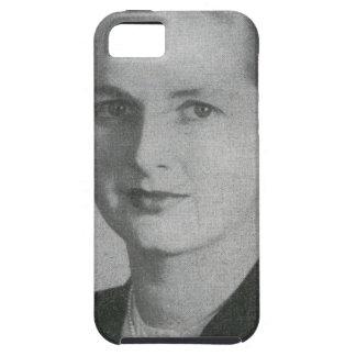 Señora 1950 Thatcher Election Poster iPhone 5 Case-Mate Carcasa